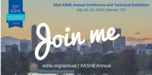 2016 ASHE Annual Conference